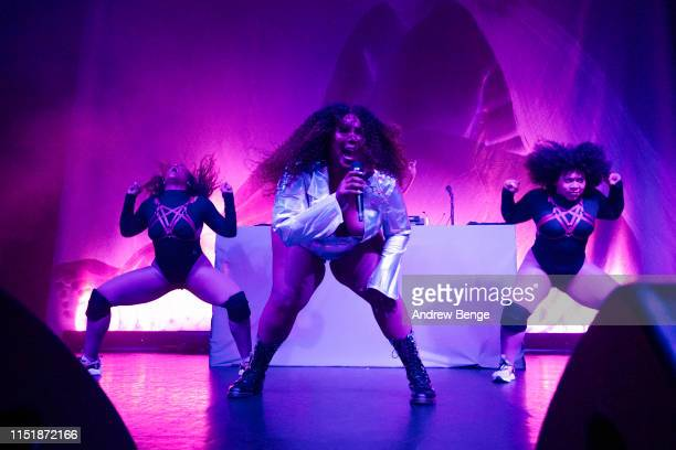 Lizzo performs onstage at The O2 Ritz Manchester on May 26, 2019 in Manchester, England.