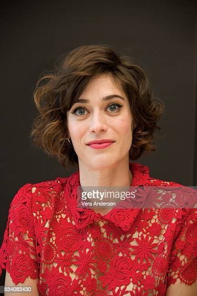 """Lizzy Caplan at the """"Now You See Me 2"""" press conference at the Mandarin Oriental Hotel on May 23, 2016 in New York City."""