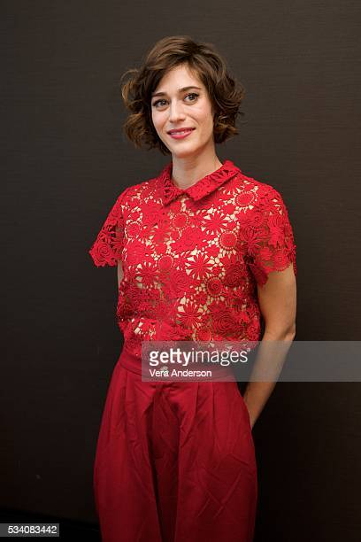 "Lizzy Caplan at the ""Now You See Me 2"" press conference at the Mandarin Oriental Hotel on May 23, 2016 in New York City."