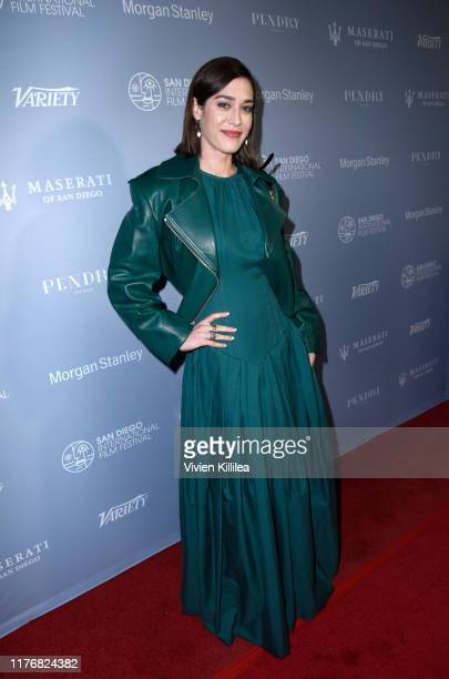 Lizzy Caplan attends the 2019 San Diego International Film Festival on October 18, 2019 in San Diego, California.
