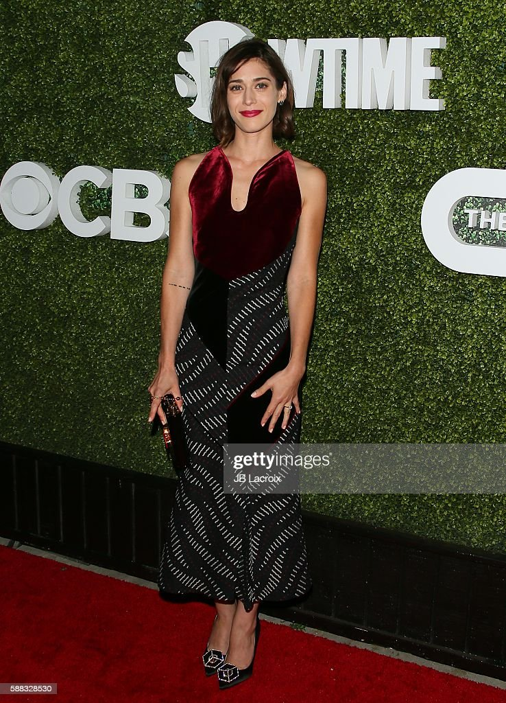 Lizzy Caplan attends the CBS, CW, Showtime Summer TCA Party at Pacific Design Center on August 10, 2016 in West Hollywood, California.