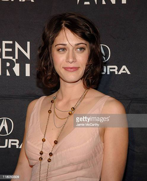 "Lizzy Caplan during 2007 Gen Art Film Festival Opening Night Featuring ""Crashing"" at Clearview Chelsea West Theater in New York City New York United..."