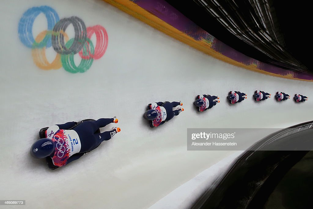 UNS: Global Sports Pictures of the Week - 2014, February 17