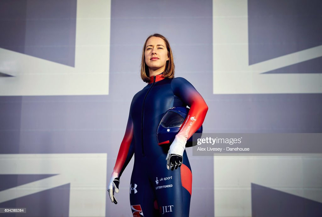 Lizzy Yarnold Portrait Session