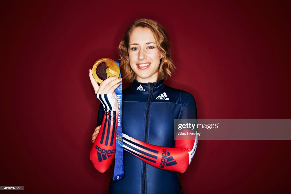 Lizzy Yarnold - Olympic Gold Medalist - Photo Session