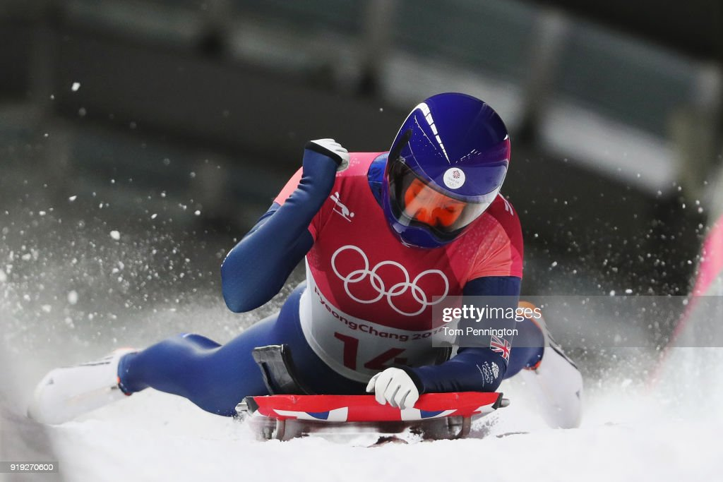 Skeleton - Winter Olympics Day 8 : News Photo