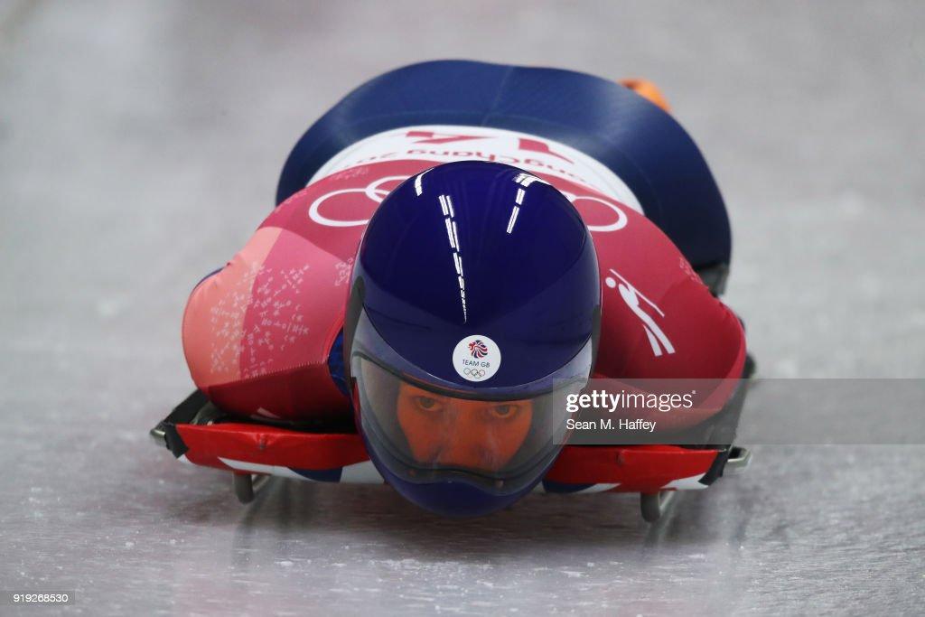 Skeleton - Winter Olympics Day 8 : Photo d'actualité