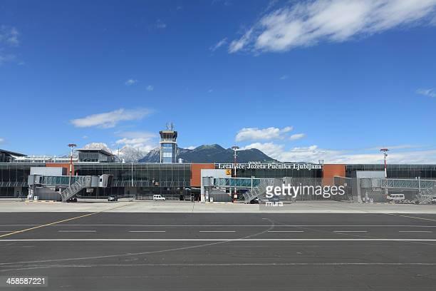 Ljubljana airport, Slovenia