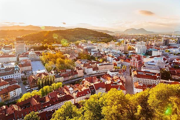 Ljubljana, Slovenia Ljubljana, Slovenia