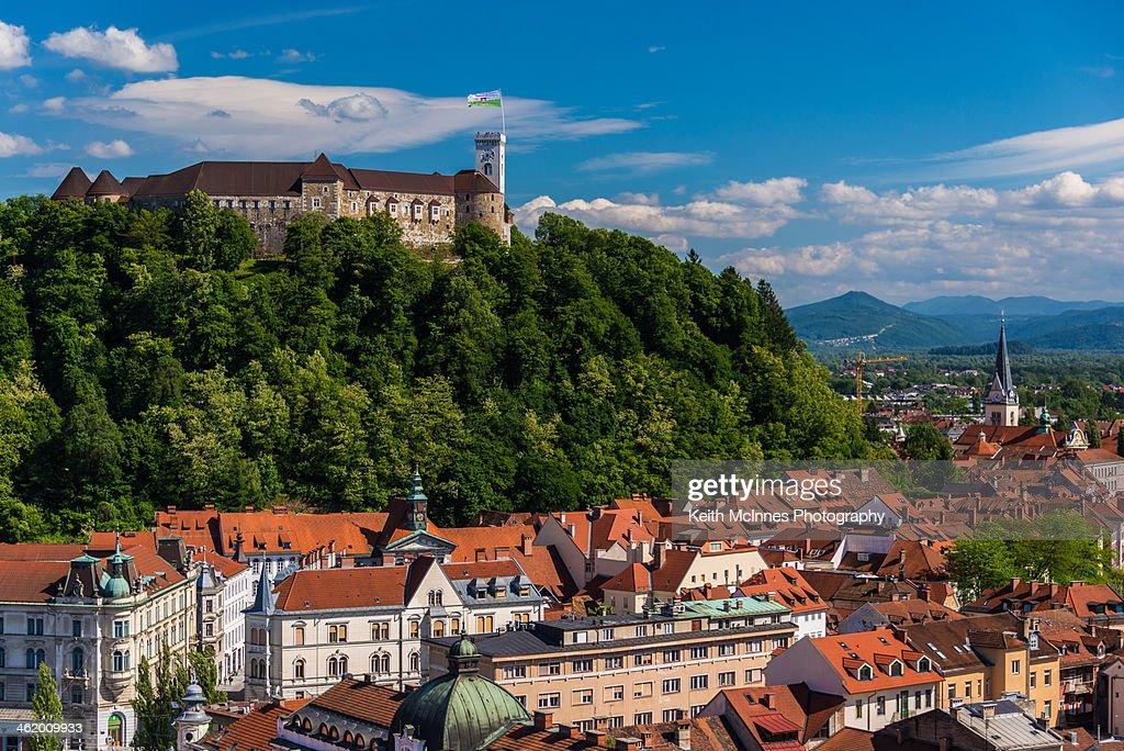 Ljubljana Slovenia : Stock Photo