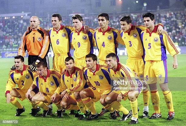 rumänien fussball