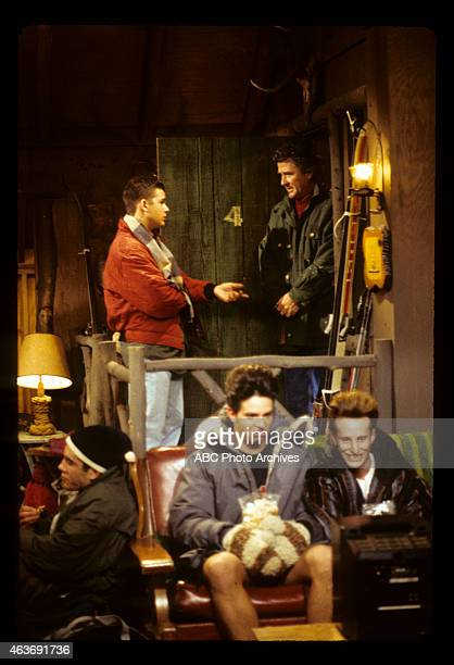 STEP 'I'll Be Home for Christmas' Airdate December 16 1994 BRANDON CALLPATRICK DUFFY FOREGROUND AARON