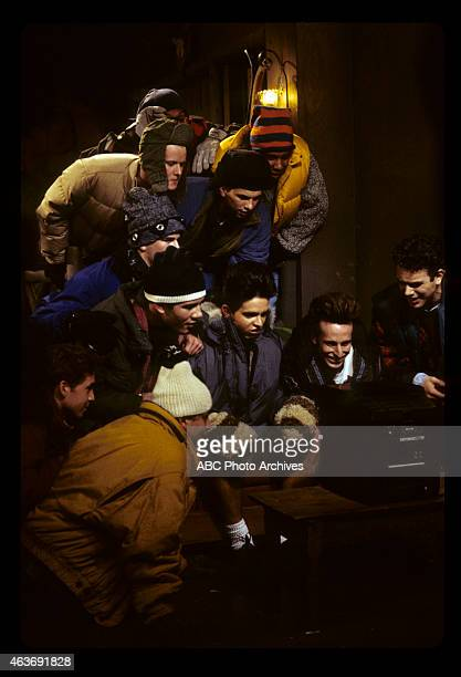 STEP 'I'll Be Home for Christmas' Airdate December 16 1994 AARON