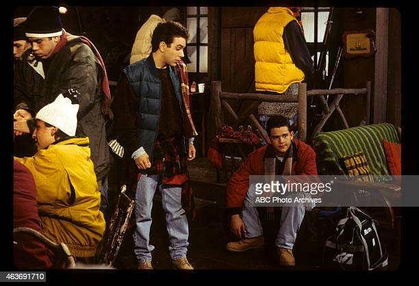 STEP 'I'll Be Home for Christmas' Airdate December 16 1994 EXTRAAARON LOHR UNKNOWN