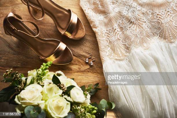 i'll be stepping out as a married woman soon - silver shoe stock pictures, royalty-free photos & images