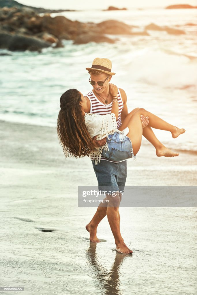 I'll carry you anywhere : Stock Photo