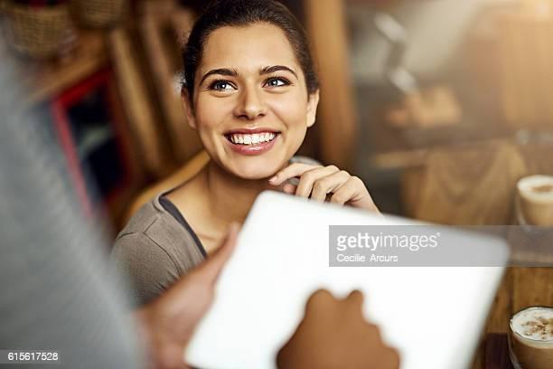 i'll have whatever is on special - klanten georiënteerd stockfoto's en -beelden