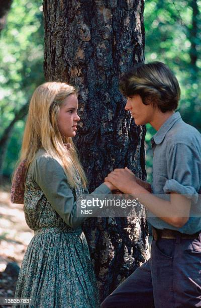 PRAIRIE I'll Ride the Wind Episode 12 Aired Pictured Melissa Sue Anderson as Mary Ingalls Kendall Rademas Pera as John Sanderson Edwards