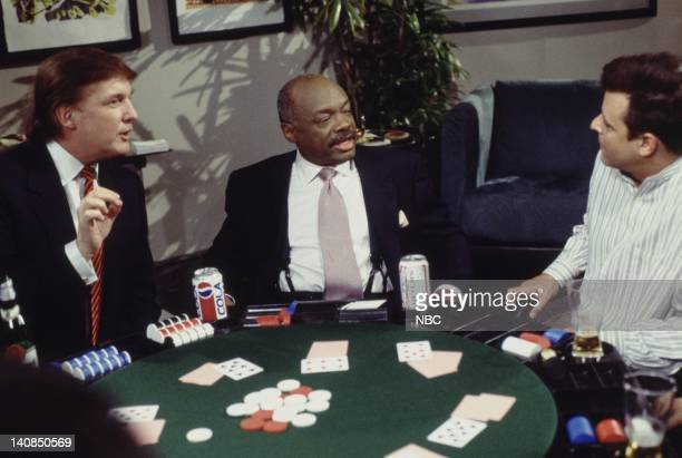 SUSAN I'll See that and Raise you Susan Episode 22 Aired Pictured Donald Trump as Himself Willie Brown as Mayor Willie Brown Judd Nelson as Jack...