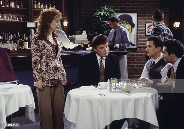 SUSAN I'll See that and Raise you Susan Episode 22 Aired Pictured Kathy Griffin as Vicki Groener Donald Trump as Himself David Strickland as Todd...