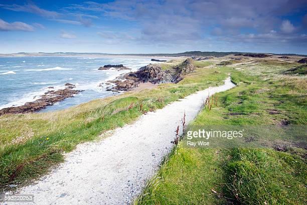 Llanddwyn Island north coast