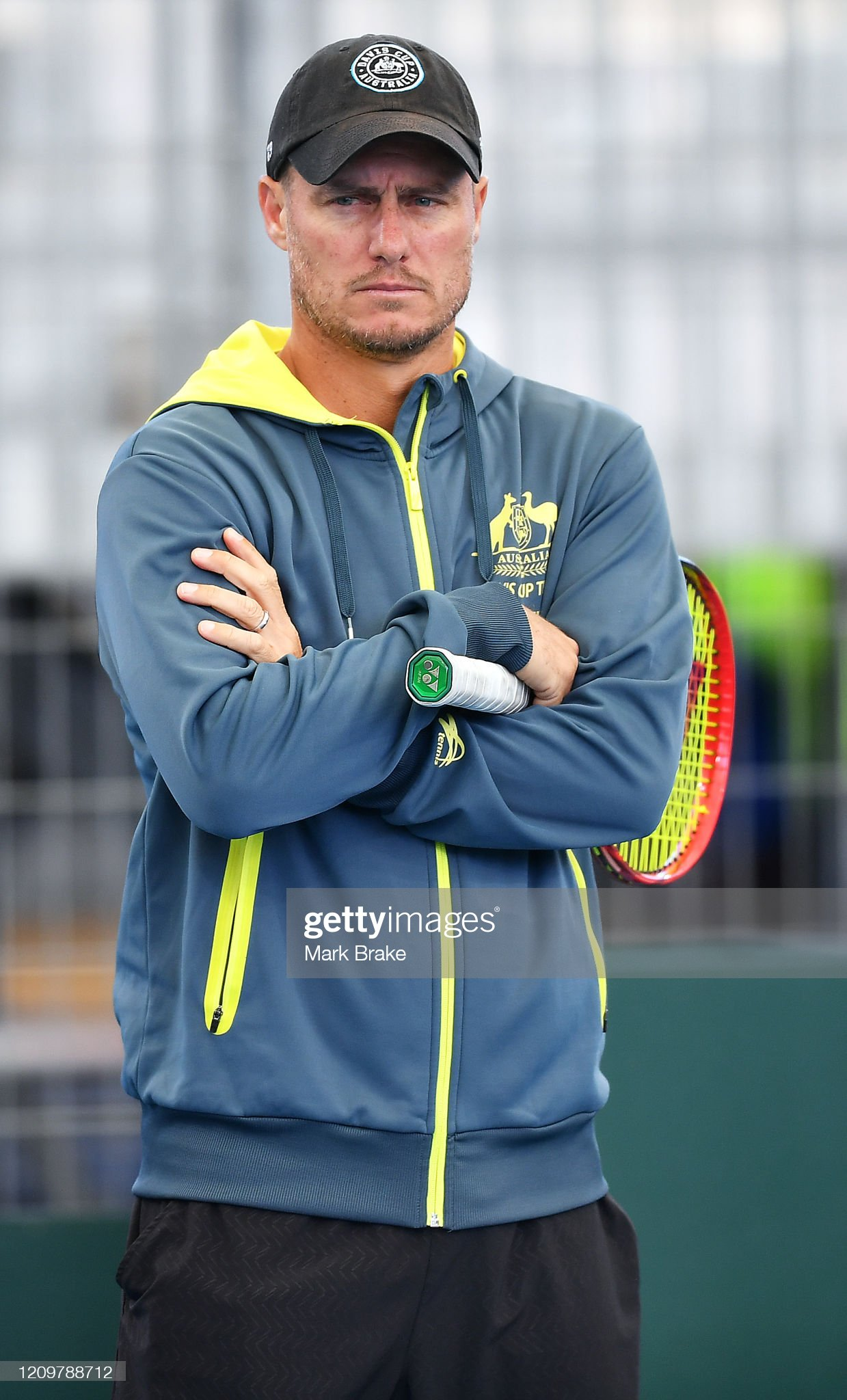 Davis Cup Qualifier - Australia v Brazil: Previews : News Photo