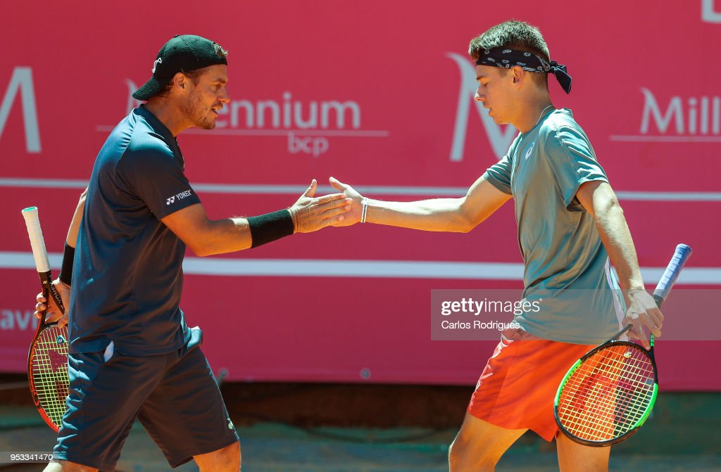 ATP World Tour's Millennium Estoril Open 2018 : News Photo