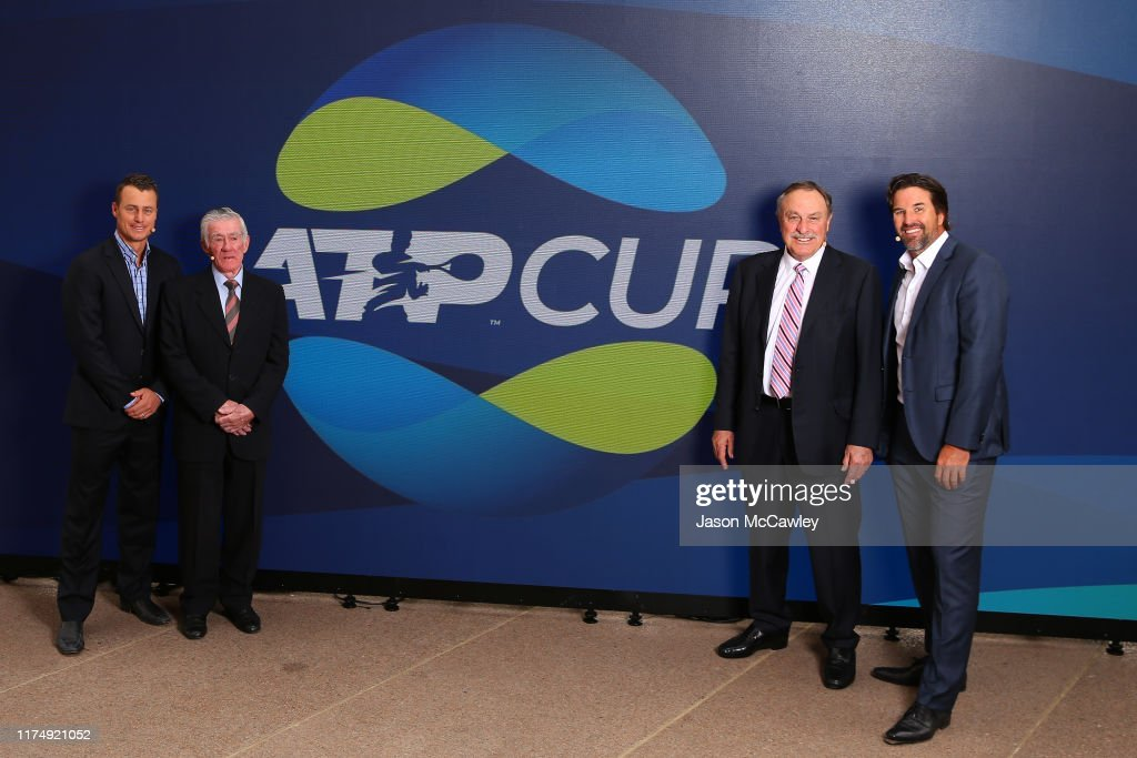 2020 ATP Cup Official Draw : News Photo