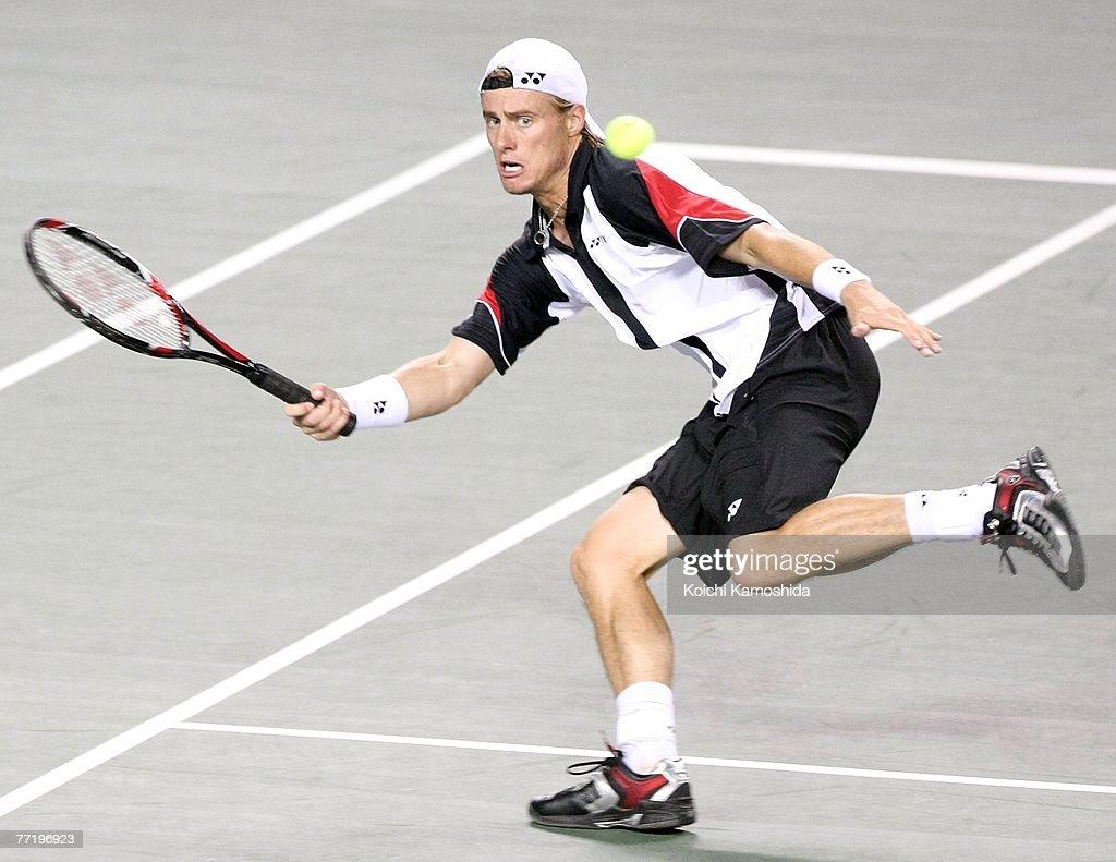AIG Japan Open Tennis Championships 2007 - Day 5 : ニュース写真
