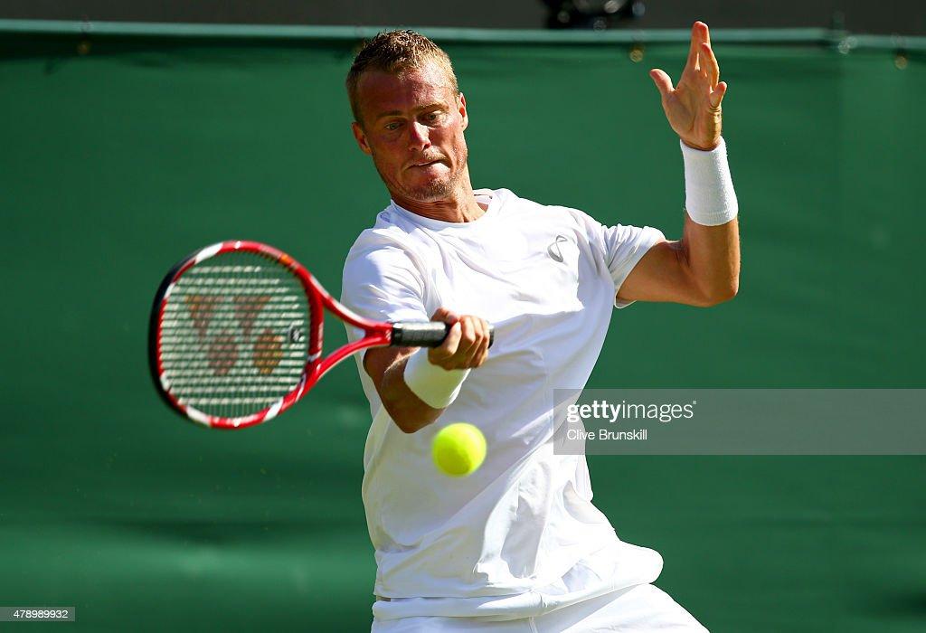 Day One: The Championships - Wimbledon 2015 : News Photo