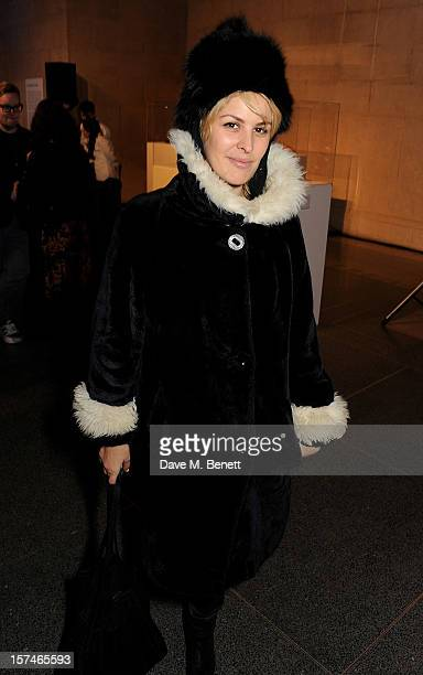 Lliana Bird attends the Turner Prize 2012 winner announcement at the Tate Britain on December 3 2012 in London England