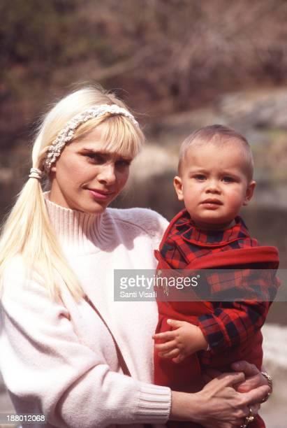 Llona Staller Cicciolina on April 15 1980 in New York New York