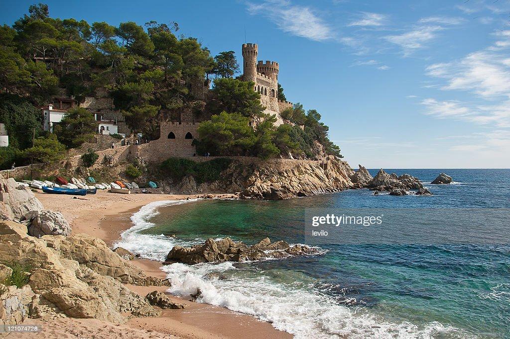 Lloret De Mar Costa Brava High-Res Stock Photo - Getty Images