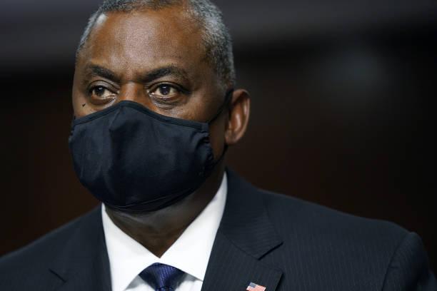 DC: Defense Secretary Austin Testifies Before Senate Armed Services On Afghanistan Withdrawal