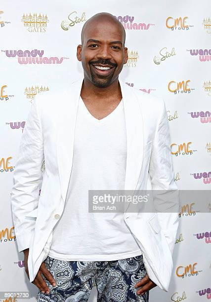 Lloyd Boston attends The Wendy Williams Show Launch Party at The Gates on July 13 2009 in New York City