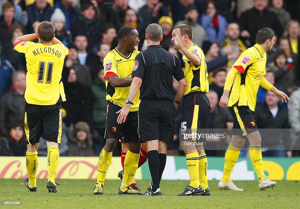Watford v Nottingham Forest
