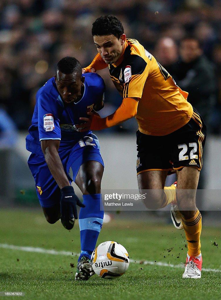Hull City v Watford - npower Championship