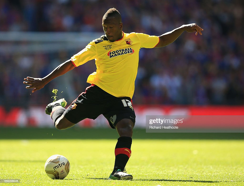 Watford v Crystal Palace - The npower Championship Playoff Final