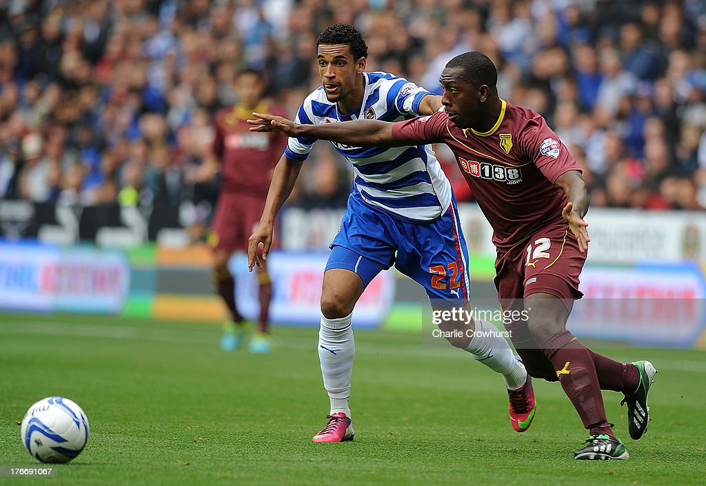 Reading v Watford - Sky Bet Championship