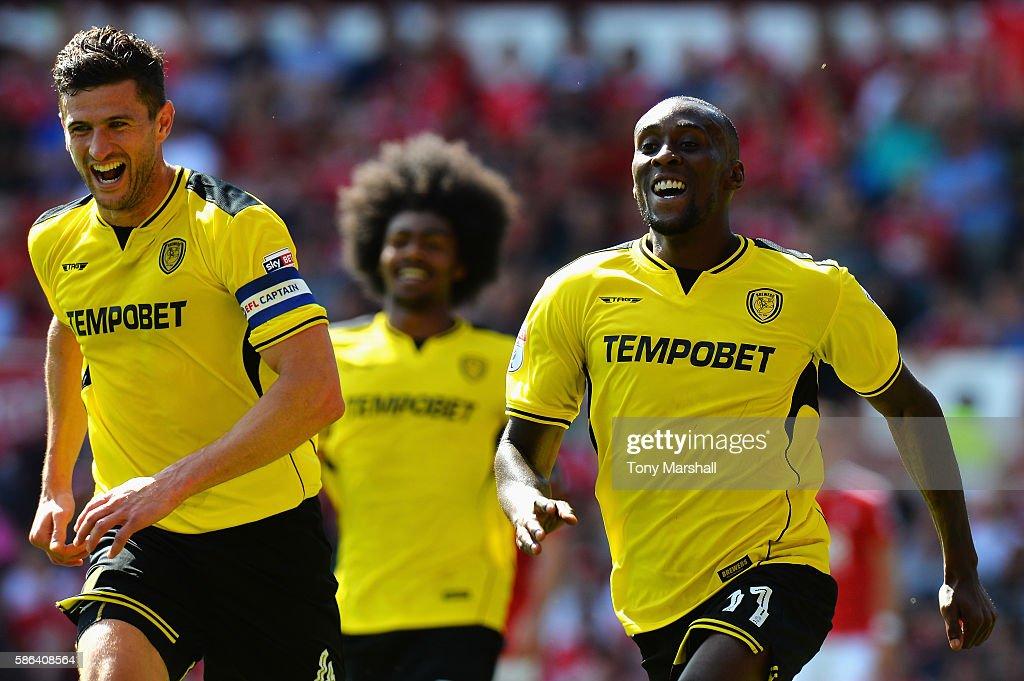 Nottingham Forest v Burton Albion - Sky Bet Championship : News Photo
