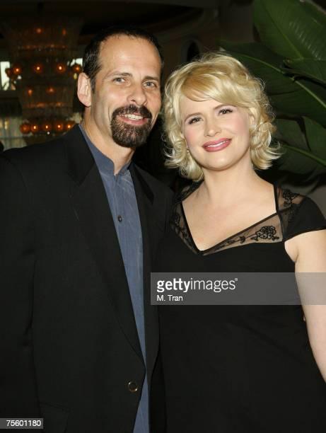 Lloyd Eisler and Kristy Swanson