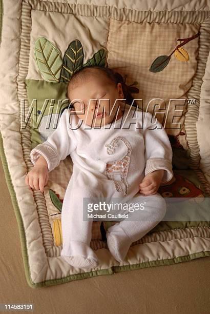 Lloyd Eisler and Kristy Swanson's son Magnus Hart Swanson Eisler *EXCLUSIVE*