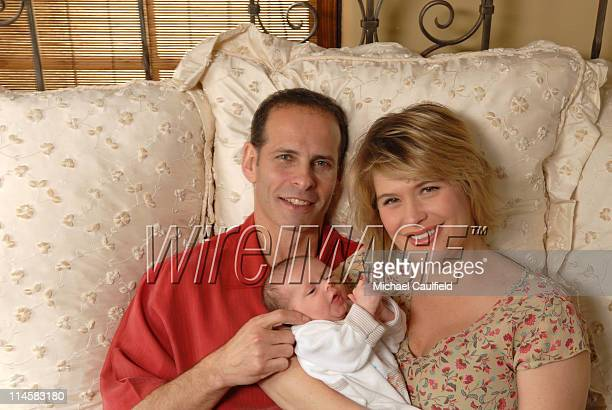 Lloyd Eisler Kristy Swanson and son Magnus Hart Swanson Eisler *EXCLUSIVE*