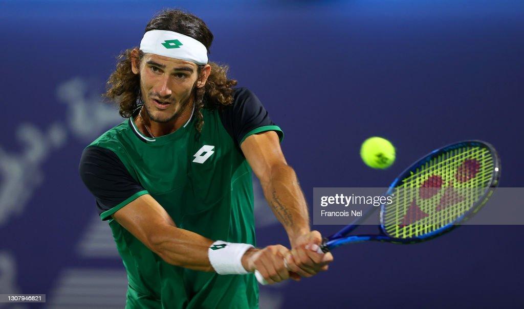 Dubai Duty Free Tennis - Day Thirteen : News Photo