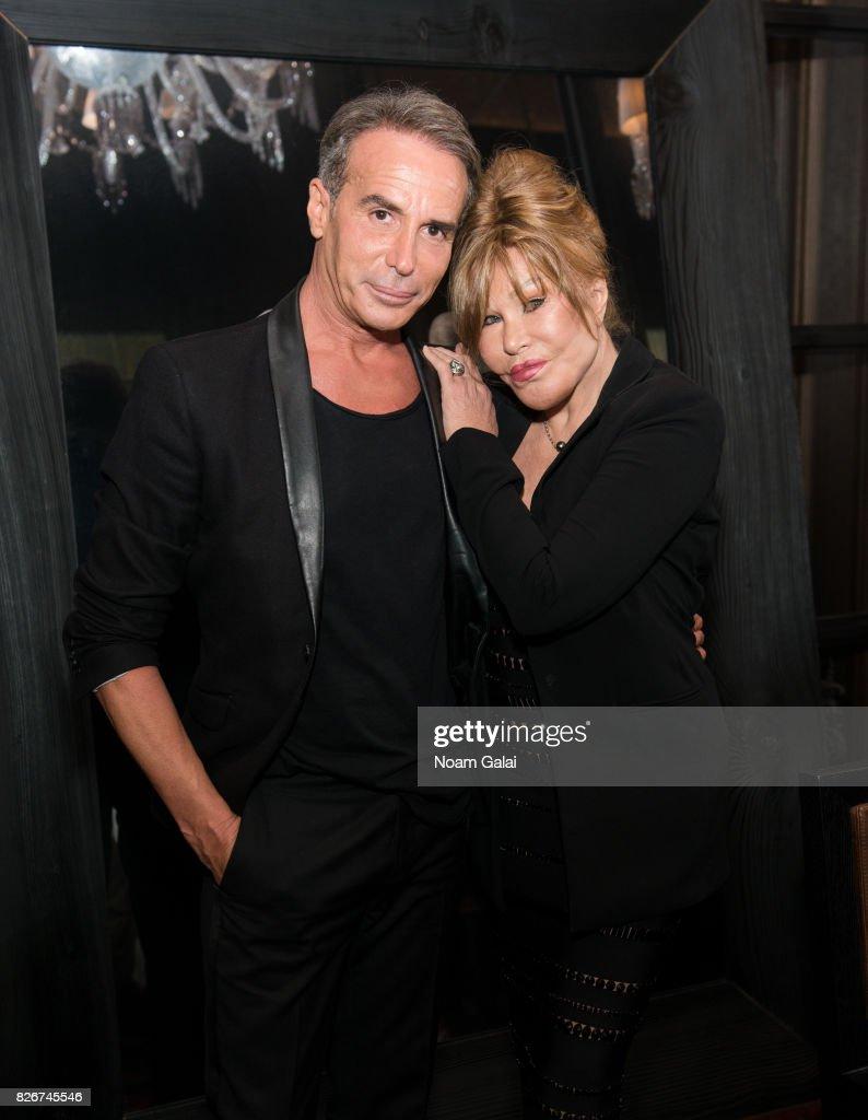 Jocelyn Wildenstein & Lloyd Klein Discuss Their Engagement : News Photo