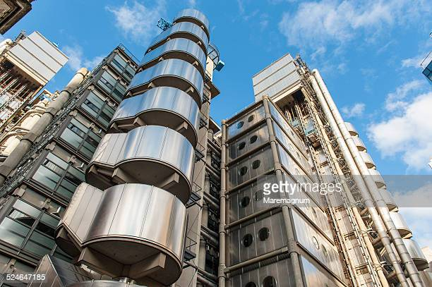 LLoyd's building in the City