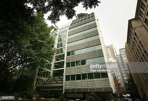 Lloyds TSB bank headquarters on September 17 2008 in London England Lloyds TSB is reported to be in merger talks with rival bank HBOS HBOS shares...