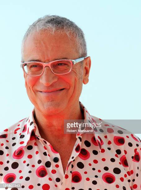 Lluis Minarro attends a photocall for the movie 'Uncle Boonmee Who Can Recall His Past Lives' at the 43rd Sitges Film Festival held at the Hotel...