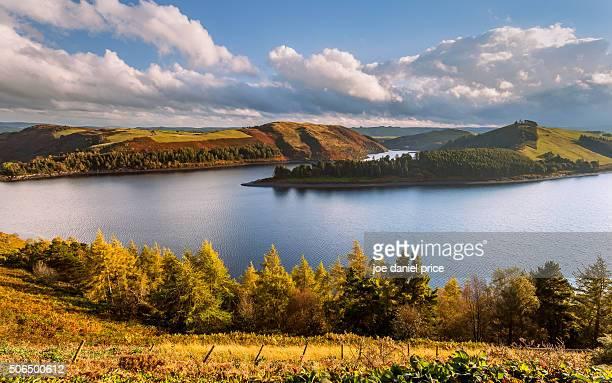 Llyn Clywedog, Llanidloes, Powys, Wales