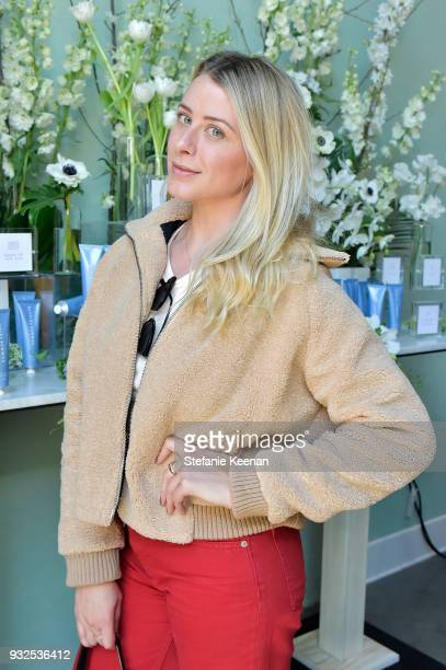 Lo Bosworth attends Summer Fridays Skincare Launch With Marianna Hewitt Lauren Gores Ireland at Hayden on March 15 2018 in Culver City California